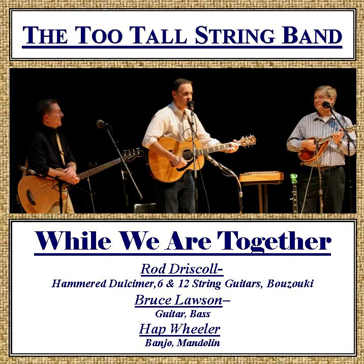 While We Are Together CD cover